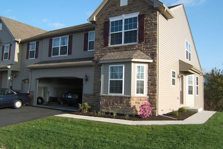 NewApartment Hershey Park 15 Minutes, 8 People - 哈里斯堡