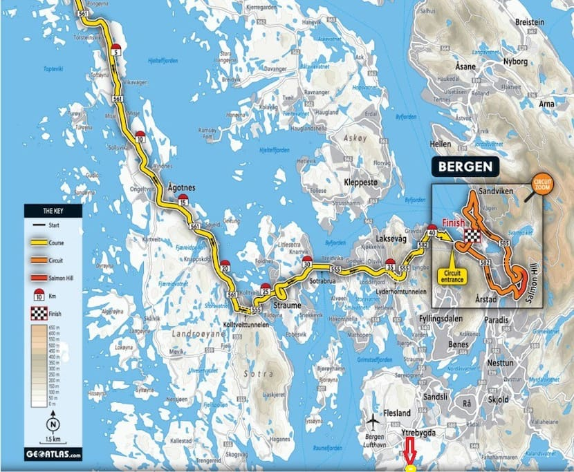 Situated 10 min from Bgn Airport, and 20 min from City of Bergen