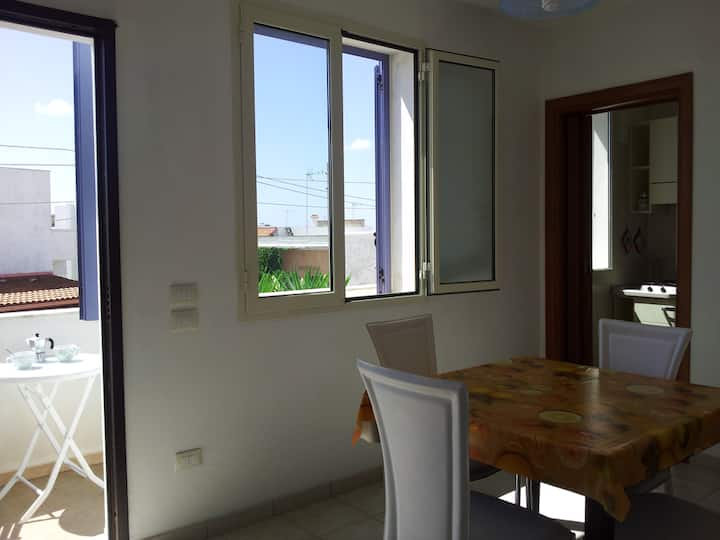 Apartment in Torre San Giovanni 1st floor (F)