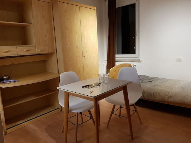 Cozy room near the city center in Bayreuth
