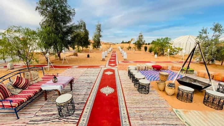 Berber Luxury Camp