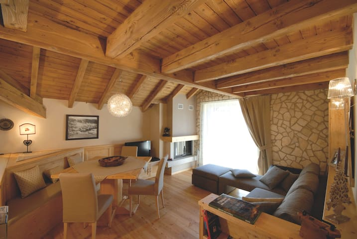 Chalet Manzoni - Asiago - Apartment