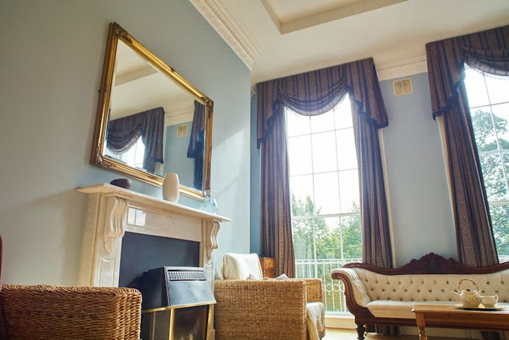Stunning Georgian apt in the heart of Dublin city