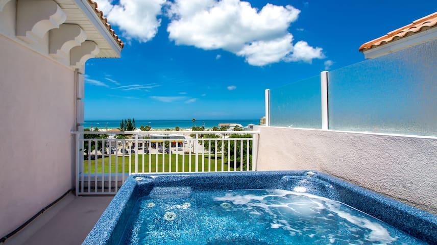 Gulfview Retreat, Clearwater Beach, Florida