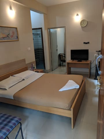 Serviced Studio Appt in the heart of Koramangala