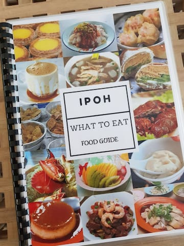 Ipoh recommended food guide