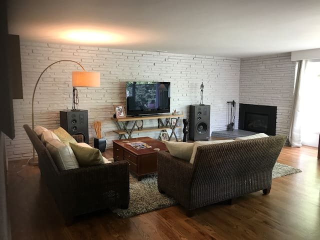 Amazing living near the heart of downtown Denver