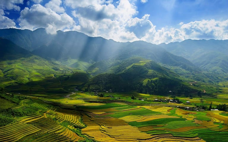 Sapa trekking 3D/3N homestay - Bed & Breakfast