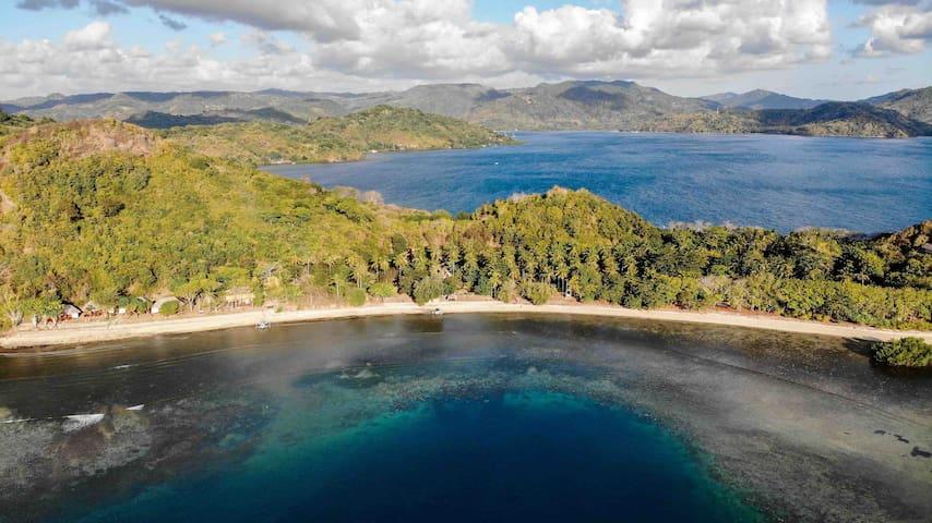 Papalagi Resort Gili Gede
