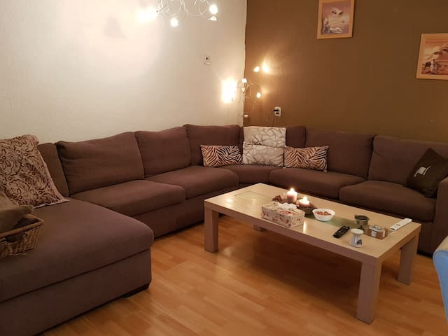 Nice & clean apartment in the heart of The Hague!