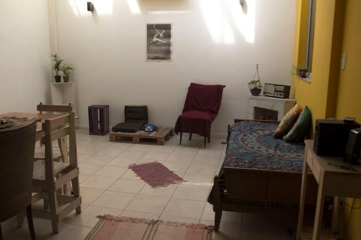 Habitación doble en Palermo