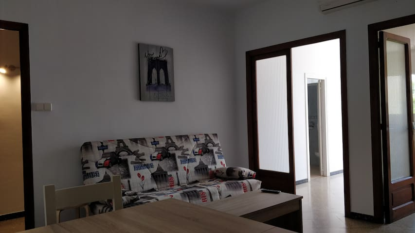Downtown apartment and Costa Brava Beach Barcelona