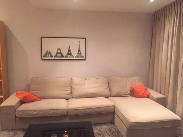 Studio privé pour 2 personnes à Ohain - Lasne - Wohnung