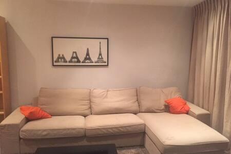 Studio privé pour 2 personnes à Ohain - Lasne - Apartmen