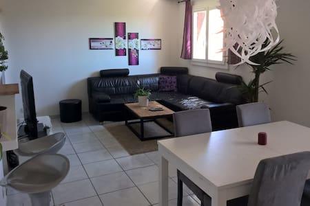 Charmant appartement indépendant - Vitrolles