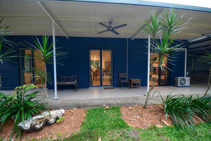 Family Room - Daintree Rainforest Beach House