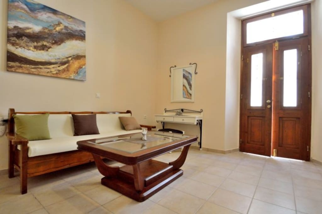 Spacious and sophisticated living areas