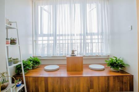钟楼 鼓楼 回民街 六人间 天空的表情 Vivian温馨家(叁) - 西安市 - Wohnung