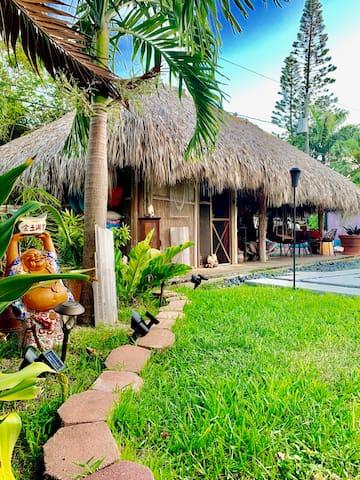 Secret Garden Tiki Oasis