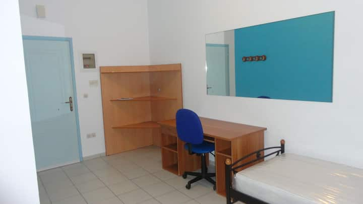 Studio located for a wide range of activities