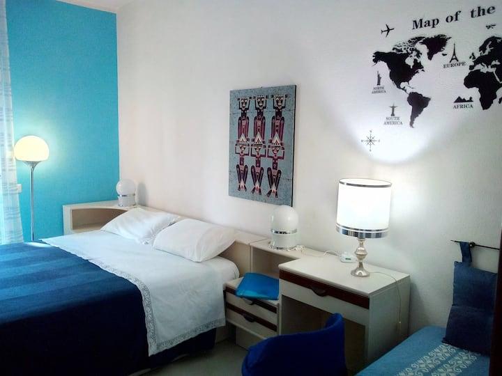 Il Coccio Double room with en-suite bathroom