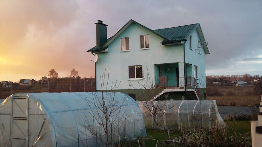 Агроусадьба у Леонида