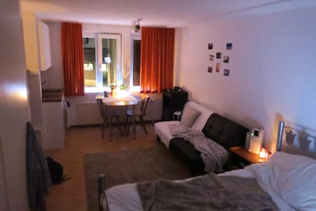 Studio 200m from lift! - Flims - Apartemen