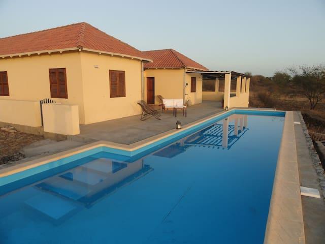 Sao Filipe Fogo: FOGO - BETWEEN BEACH AND MOUNTAIN - Sao Filipe - Huis