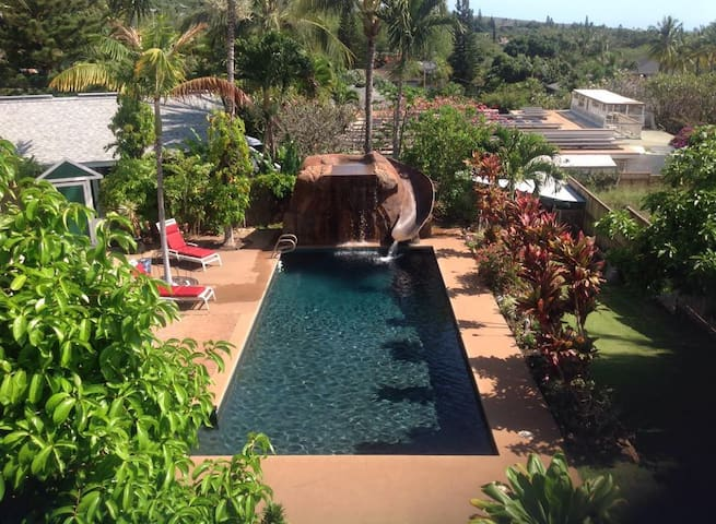 Private 2 bedroom cottage with pool - Kihei - House