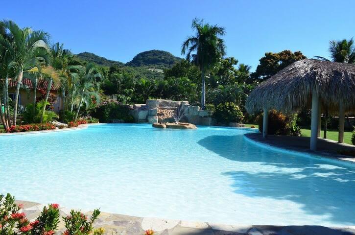 Luxury villa with super pool - Puerto plata - Villa