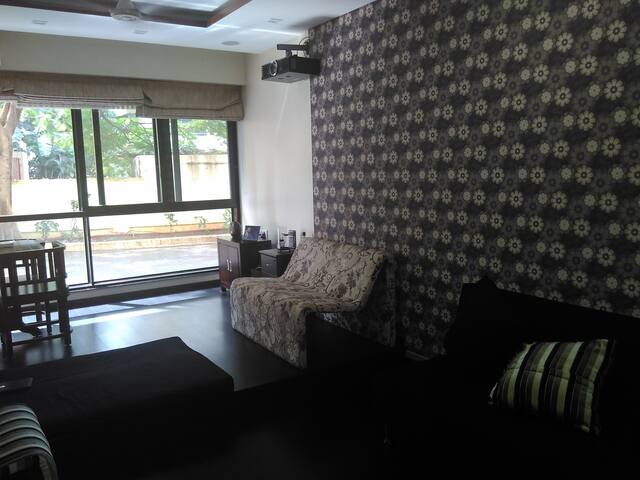 1 Bedroom in Mumbai. Suburb Versova(Opp the beach) - versova