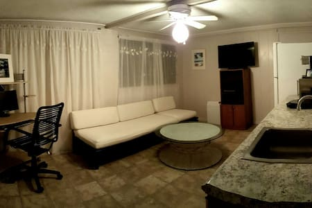Cozy, quiet, 1BR apt (no roaches) - Aiea