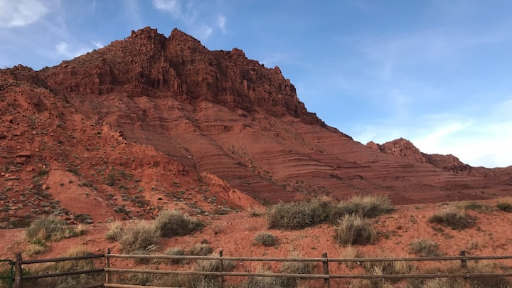 Red Rock Ranch - Tuacahn, Zion & Snow Canyon Park