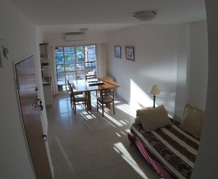 Apartamento de un dormitorio amplio. Descuentos