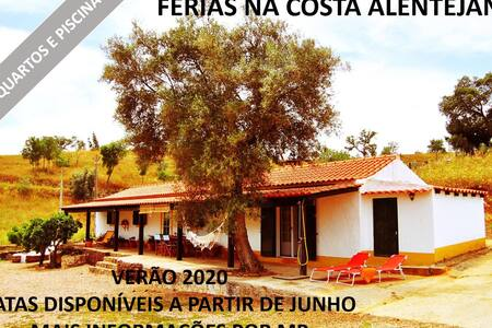 Cottage House Alentejo Coast