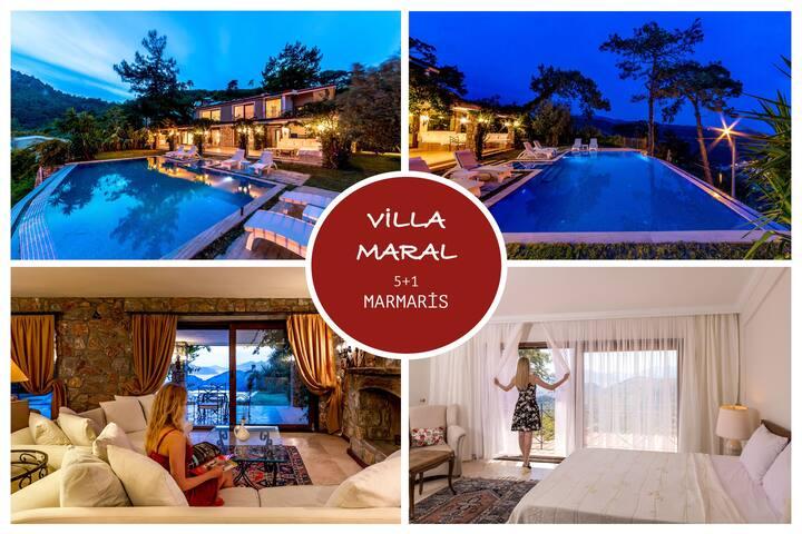 Villa Maral Günlük Haftalık Kiralık