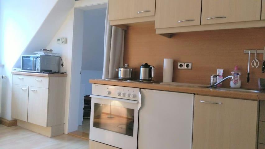 Schöne zentrale Wohnung im Westen - Ratisbona - Apartamento