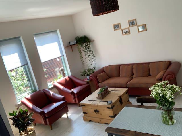 Apartment in Wijk aan Zee!!