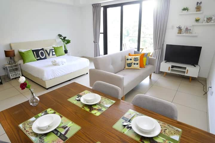 LOVELY & COZY HOME@MIDHILLS GENTING| 5 MINS SKYWAY