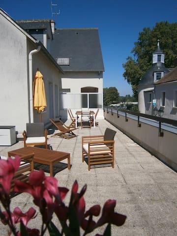 Appartement 3* au cœur d'Amboise - Amboise - Lägenhet