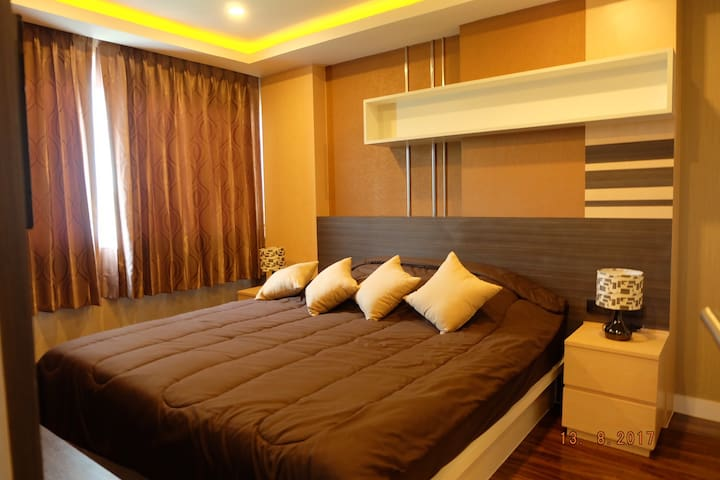 New room at Siracha city Chonburi Province
