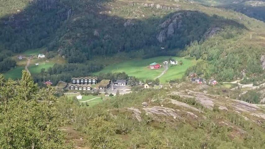 Trivelig fritidsleilighet på Kvæven Fjellheim - Tjørhom - Pis