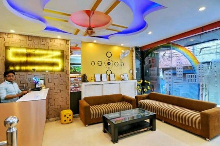 Room for 3 # Pahar Ganj New Delhi
