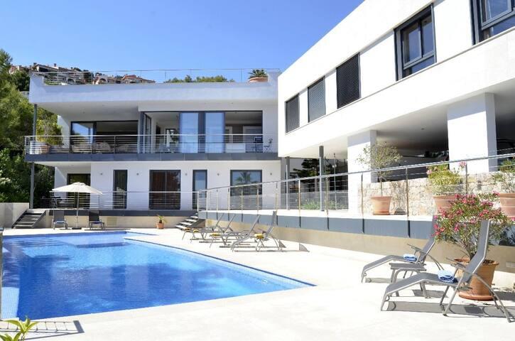 Villa del Mar -  family-friendly and exclusive - Peguera - Villa