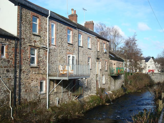 Okeside Cottage B&B Double or Twin - Okehampton - Pousada