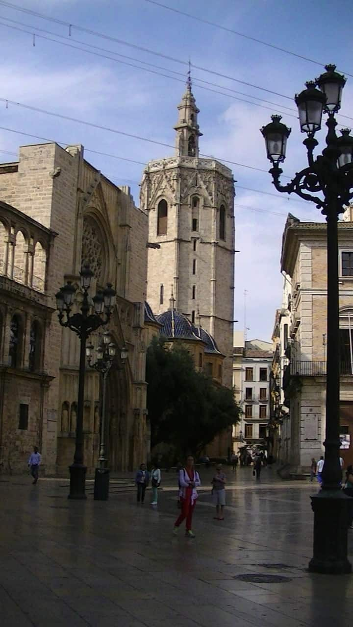 Miguelete Tower