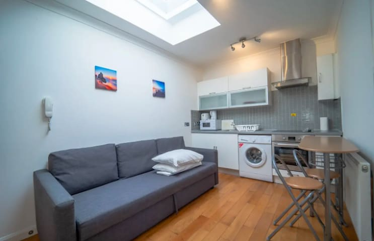 Cosy apartment in central london next to Hyde park