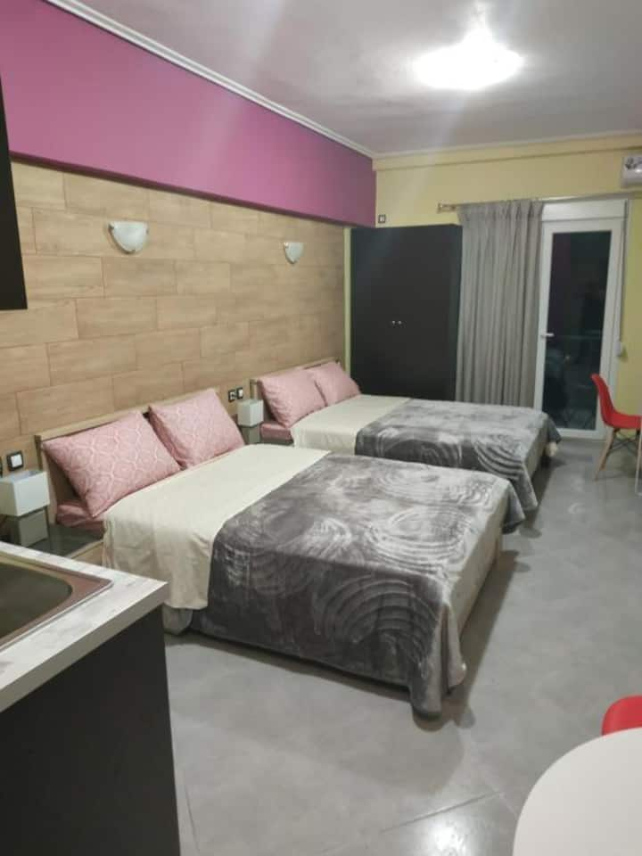 GM 1 ROOMS KENTPO in the heart of the city