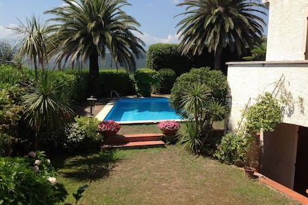 Villa in Liguria in the sea sight - Finale Ligure