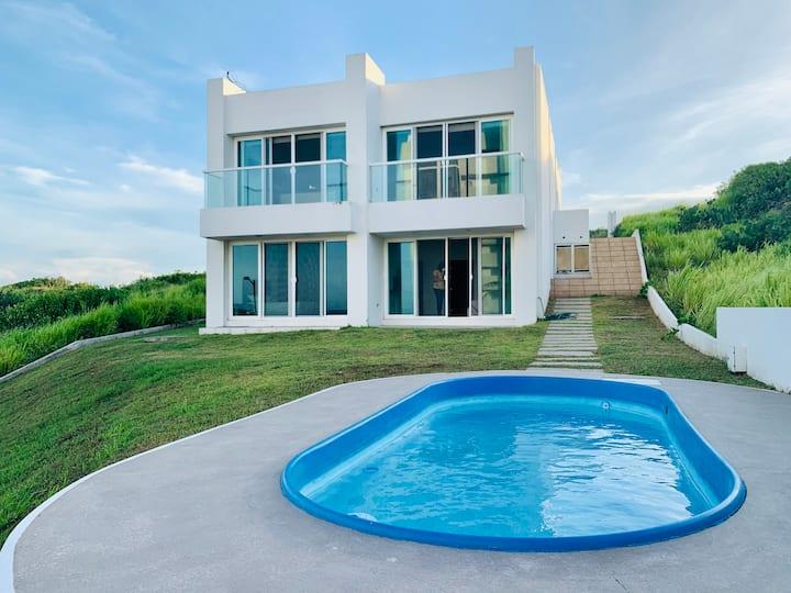 CASA en Velamar - Alberca privada y acceso al mar!